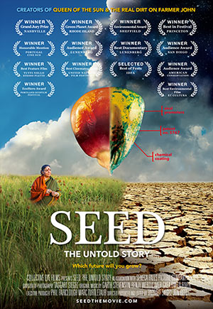 Seed: The Untold Story - Movie Poster